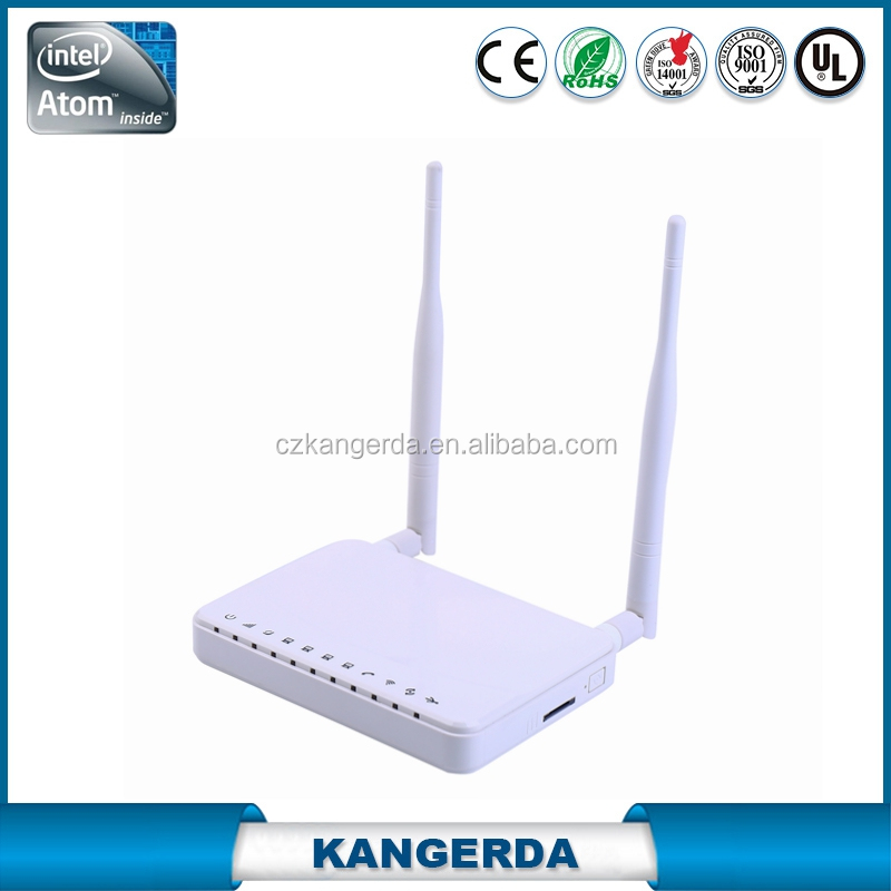 4G LTE wifi router 4 Ethernet Ports with sim card slot 300Mpbs