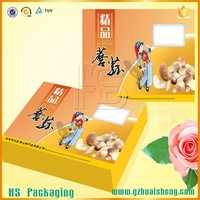 corrugated paper Fresh mushroom packing box for sale in China Alibaba