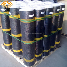 asphalt waterproofing membrane rolls with sandy surface