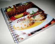 2012 Newest Paper Ring Binder from China