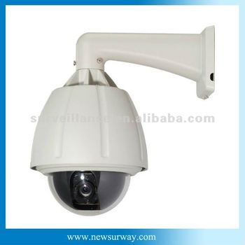SONY super had CCD high speed dome cctv camera