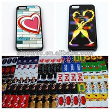 best selling inkjet photo blank iphone pad air case printer machine