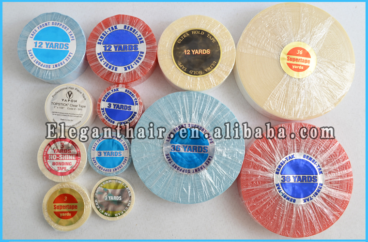 Qingdao Elegant Hair Vapon Glue Strong Adhesive For Wig Toupee