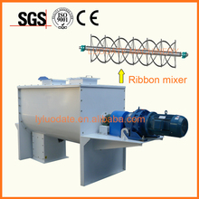Hot Sale animal feed grinder and mixer/poultry feed grinder and mixer/horizontal ribbon mixer