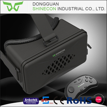 2017 wholesale alibaba environmental design google 3d virtual reality cardboard,3d vr box