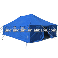 20 person pole style military canvas tents