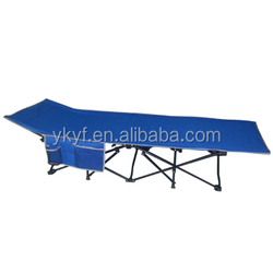 Portable cot folding bed foldable Steel camping cot