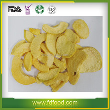 Certified Factory Bulk-supply Instant Freeze dried Peach fruits