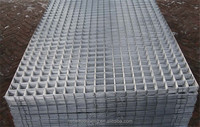(manufacturer)Reinforcing Square welded wire mesh panel/galvanized steel wire mesh panels