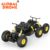 Original Global Drone WlToys 18629 1:18 6WD Bigfoot RC Car High Speed Rock Crawler RC Buggy Outdoor Car Toy Gift