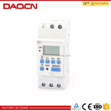 DHC15A Programmable Weekly Mini Programmable Digital Timer Switch