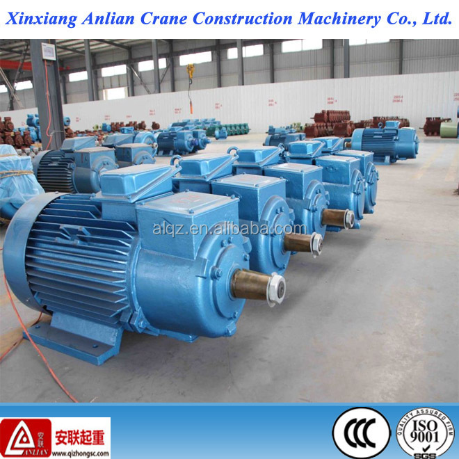 Manufacturer supply YZR Three Phrase AC Electric Motor