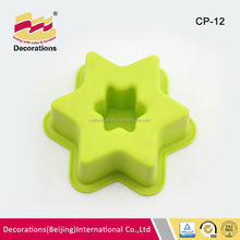 Star Shaped Silicone Cake Cupcake Baking Mould