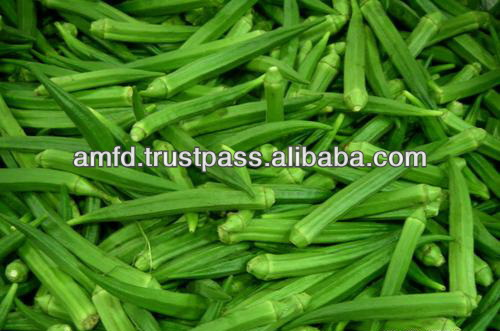 Best Okra from Pakistan