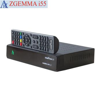 2017 HD Zgemma i55 Linux Enigma 2 Smart TV IPTV BOX Set Top Box