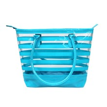 High Quality Waterproof Beach Tote Bag With Zipper