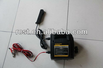 Electric Winch-12V 2000LBS