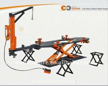 ES303 with CE New Designed 1 tower car/ auto body frame machine
