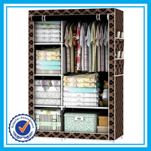 2017 Factory Wholesale High Quality Cheap portable wardrobe NO.021