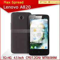 2013 new product android made in China lenovo a820 cheap mobile phone