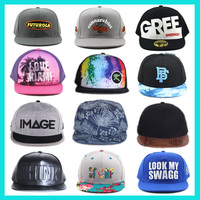 Manufacturer OEM Design Your Own Snapback Hats Unisex 3D Embroidery wholesale custom made snapback caps for sale