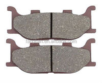 Quality Asbestos Free China Motorcycle Brake Pads For SCOOTERS