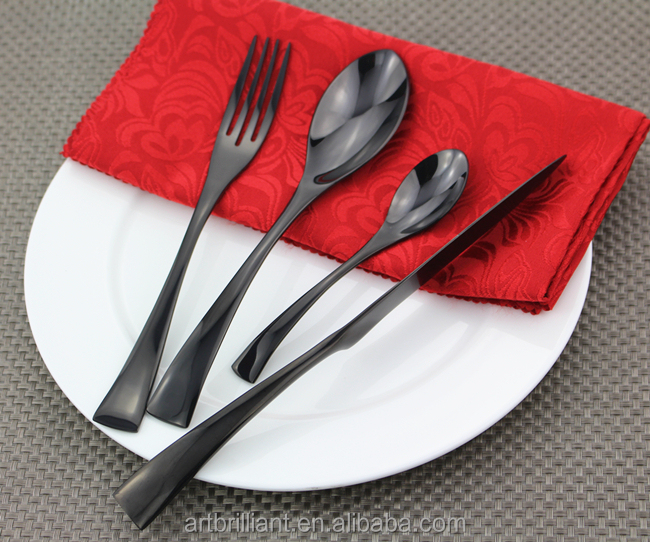 Brilliant BC4002 hotel/restaurant/buffet stainless steel flatware/KAYA cutlery with High quality