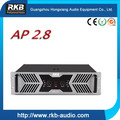 professional AP-2.8 Audio Power Amplifier/ High power amplifier