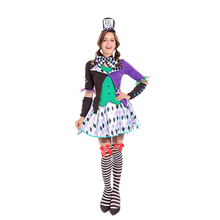 <span class=keywords><strong>Traje</strong></span> <span class=keywords><strong>de</strong></span> payaso adulto nueva fantasia <span class=keywords><strong>circo</strong></span> disfraces Fancy dress