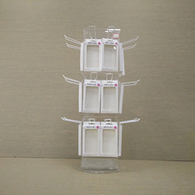 Factory Wholesale Acrylic Mobile Phone Accessories Display Stand