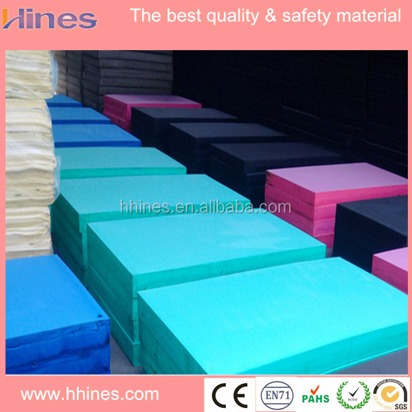 Memory Washable sublimation EPDM Foam Sheet
