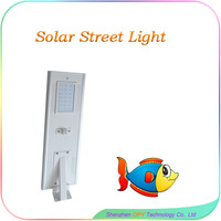 20W Smart Solar Energy Street Light