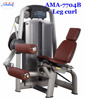 Commercial bodybuilding machine AMA-7704B seated leg curl with oval tube