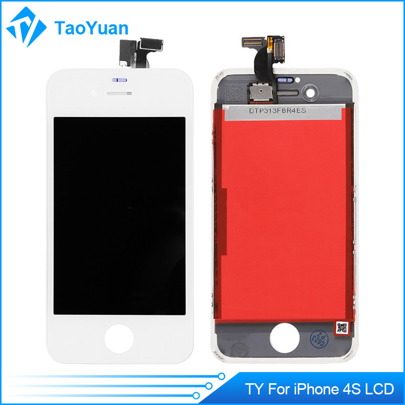Mobile phone For iPhone 4s Broken LCD Recycling lcd screen