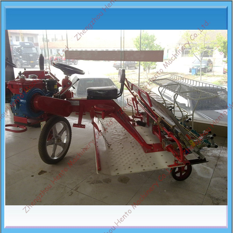 Hydraulic System Rice Transplanter Price with Low Price
