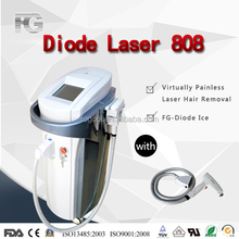 Hair Removal Laser Diode Therapy