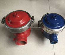"DN125 5"" pvc pipe check valve for flow control biggest manufacturer"