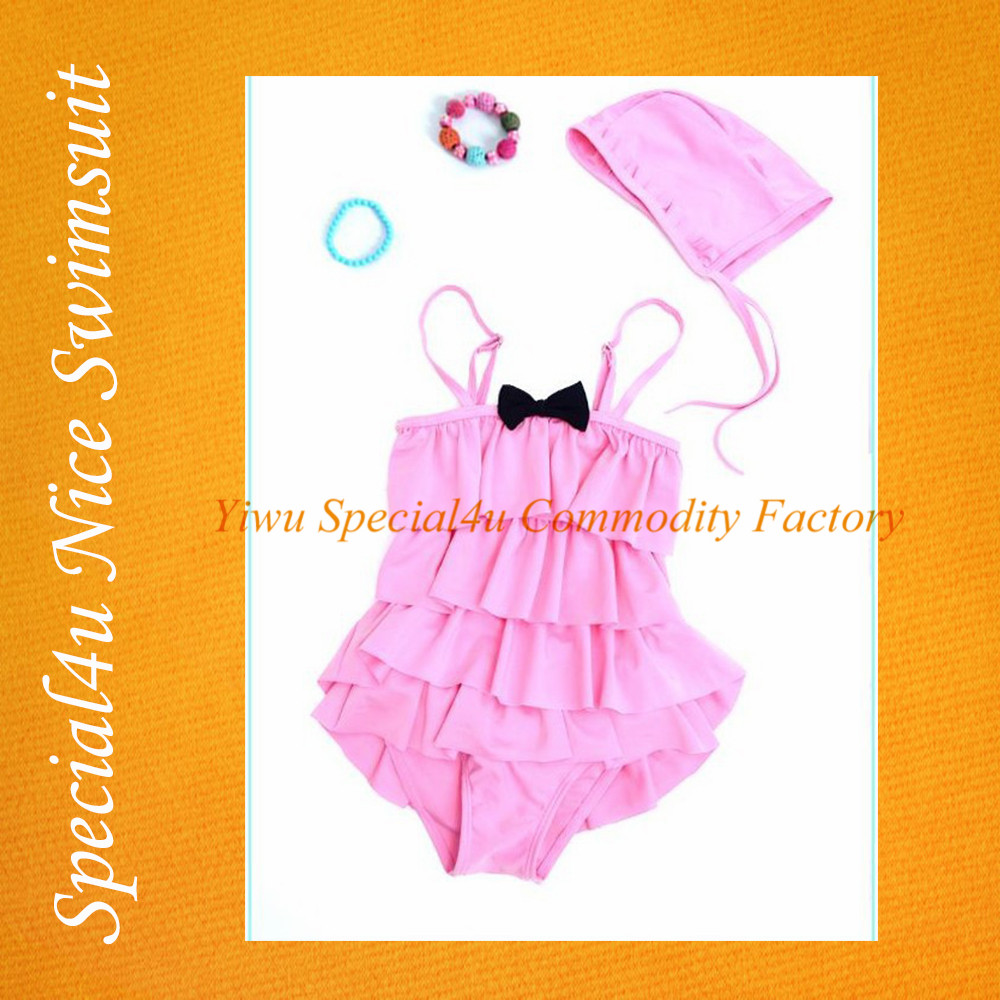 Lovely children swimsuit model fancy swimsuit children beautiful children bikini pictures for kids SA-412