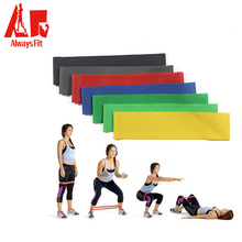 Mini loop resistance band for improve muscle strength and physical activity