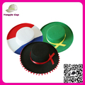Promotional Cheap Non woven fabric Holloween Hats Fashion party hats for adults