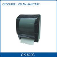 Waterproof Dustproof Moistureproof Plastic Touchless Automatic Sensor Roll Paper Towel Tissue Dispenser