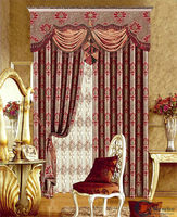 hot sale luxury royal latest curtain designs 2013