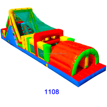 kids inflatable obstacle course inflatable maze, inflatable water obstacle course for sale