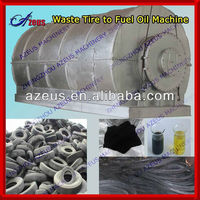 2013 Professional supplier supply waste tire to oil plant Batch or Continous type