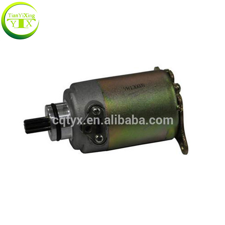 CG200 tricycle engine spare parts startor/starter motor