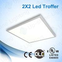 LM79 report available ultrathin dlc ul 2ft 2x2 40w led drop ceiling light led retrofit kit