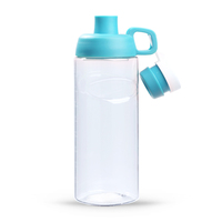 Bicycle shaker small protein powder joyshaker cups with storage