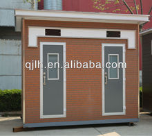 exterior wall siding panel for prefab house