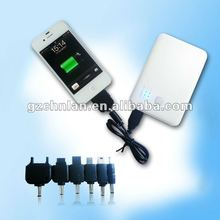 5000 mAh mobile portable universal power bank