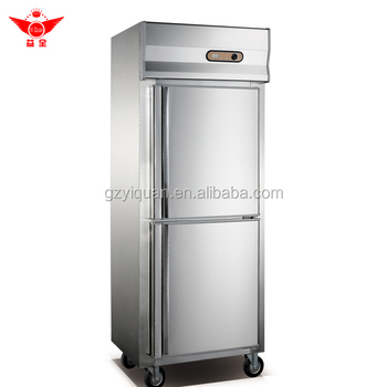 Commercial Stainless Steel Refrigerator Kitchen Refrigerator View High Quality Commercial